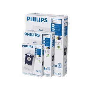 پک 2 تایی پاکت جاروبرقی فیلیپس 5 عددی