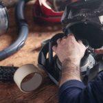 آموزش تعویض موتور جاروبرقی