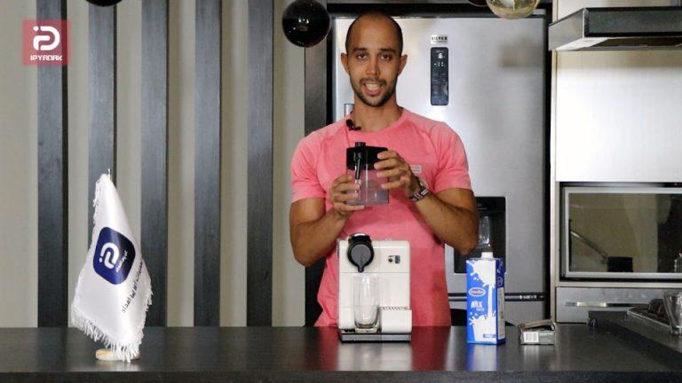 ویدیو بررسی علل خوب نبودن فوم شیر اسپرسوساز